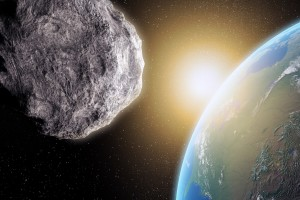 Near-Earth asteroid, artwork